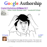 Authorship Rich Snippet Now Working After 3 Months