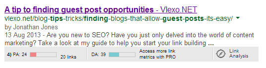 Google Authorship - my face is not showing up.