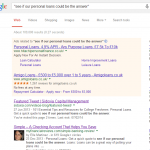 Halifax widgets serp results penatly 3 150x150 Halifax Bank   Partial Penalty by Google (Graphs, Charts & Widgets)