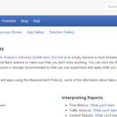 Google Analytics test – GAIQ Certification